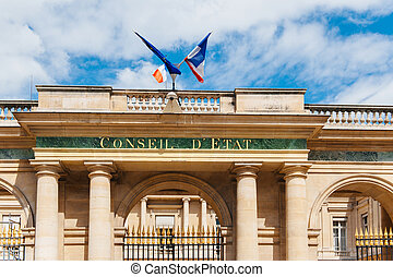 Conseil d'Etat - Council of State, Paris France - Conseil...