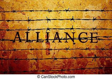 aliança,