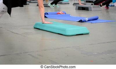 aerobics exercise, sport diversity