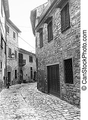 Montefioralle (Chianti, Tuscany) - Montefioralle (Greve in...