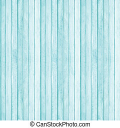 Wooden wall texture background, Aquamarine pantone color