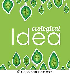 Ecological idea