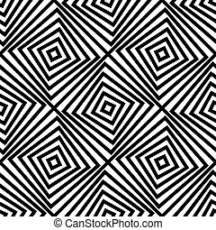 Seamlees Abstract Squares Background - Vector Seamlees...