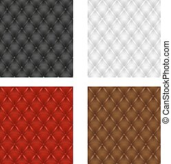 leather upholstery seamless
