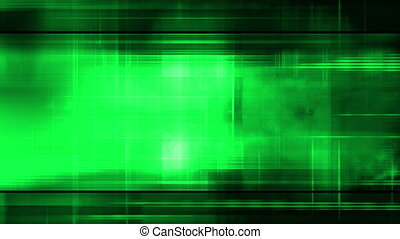 Green High tech Loop XX79N - Animated Background Green High...