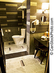 Modern Bathroom - Image of a modern bathroom