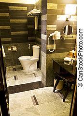 Modern Bathroom - Image of a modern bathroom