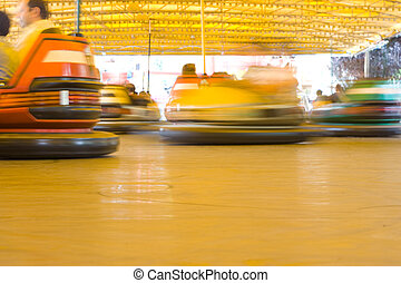 Bumper II - Bumper car atraction in Carnival