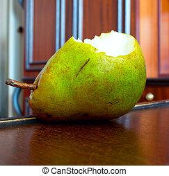 Pear nibble