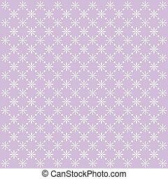 illustration of floral background