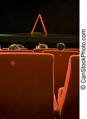theater - children at theater
