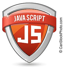 Red shield java script
