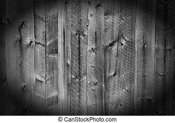 Wooden planks - Weathered striped textured aged wooden...