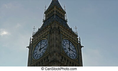 One of Londons tourist attraction is the Big Ben Big Ben is...