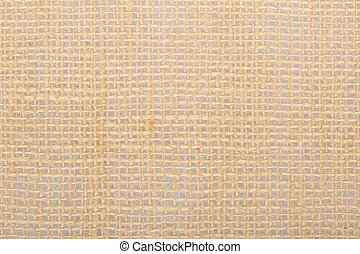 Burlap, brown canvas background