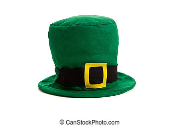 St. Patricks day hat decoration - A St. Patricks day costume...