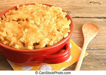 Macaroni and cheese - Home made macaroni and cheese