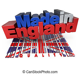 Made in England, quality