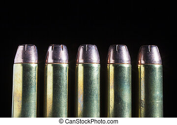Handgun bullets - Cartridges that are designed for a forty...