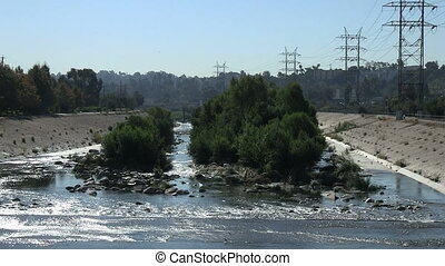 Los Angeles River - Wetland Restoration - Los Angeles River...