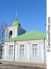 Orthodox Church in Lappeenranta - Orthodox Church of the...