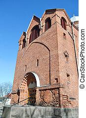 Church Lappeenranta - Church Lappeenranta - Lutheran church...