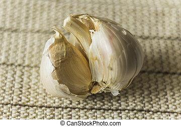 Extra Large Elephant Garlic - Extra large elephant garlic...