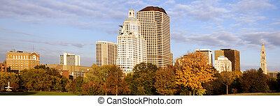 Hartford panorama