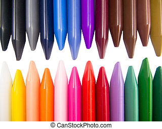 full color crayon head teeth - full color crayon head to...