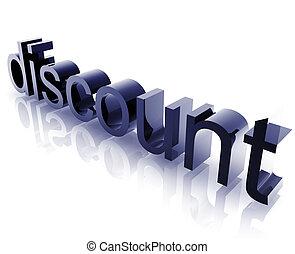 Discount sales