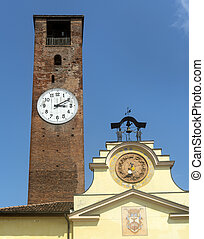 Soncino (Cremona) - Soncino (Cremona, Lombardy, Italy):...