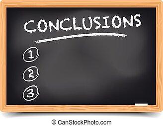 Conclusion Vector Clipart EPS Images. 209 Conclusion clip art vector ...