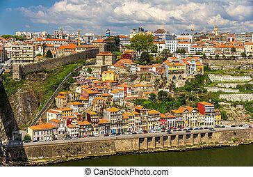 The historic center of Porto - Portugal