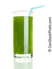 Vegetable Juice - Vegetable and chlorophyll mail Juice...