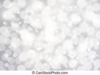 Bokeh Abstract background with glowing magic soft holiday...