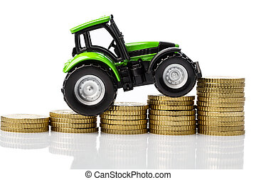 rising costs in agriculture - farmers in agriculture have to...