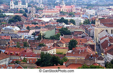 Vilnius - Picture of Vilnius (Capital of Lithuania)...