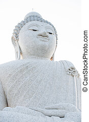 Big buddha in Phuket, Thailand