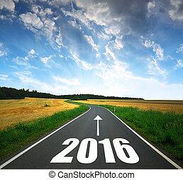 naprzód, nowy,  2016, rok