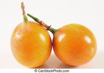 Passion fruit - Two passion fruits