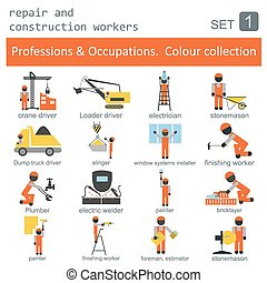 Repair and construction workers - Professions and...