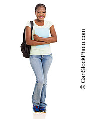 female black college student - pretty female black college...