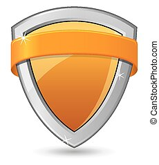 Orange Shield