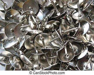 Buttons nickel