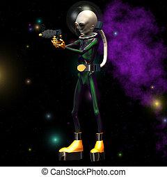 Alien #22