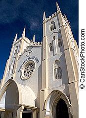 St. Francis Xavier\'s Church Malacca - St. Francis Xavier\'s...