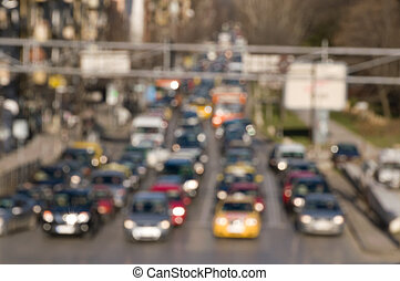 Urban Traffic - Urban Traffic, street congestion, urban...