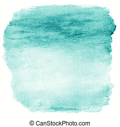 Watercolor Ombre Background. Watercolor Wash top abstract...