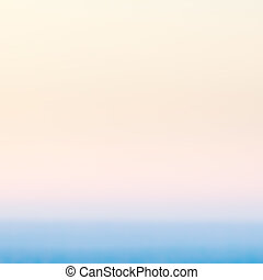 Smooth abstract gradient background in pastel colors...