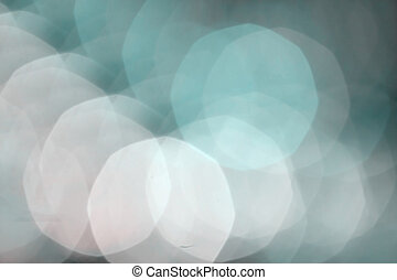 Abstract background with bokeh de focused lights and shadow...